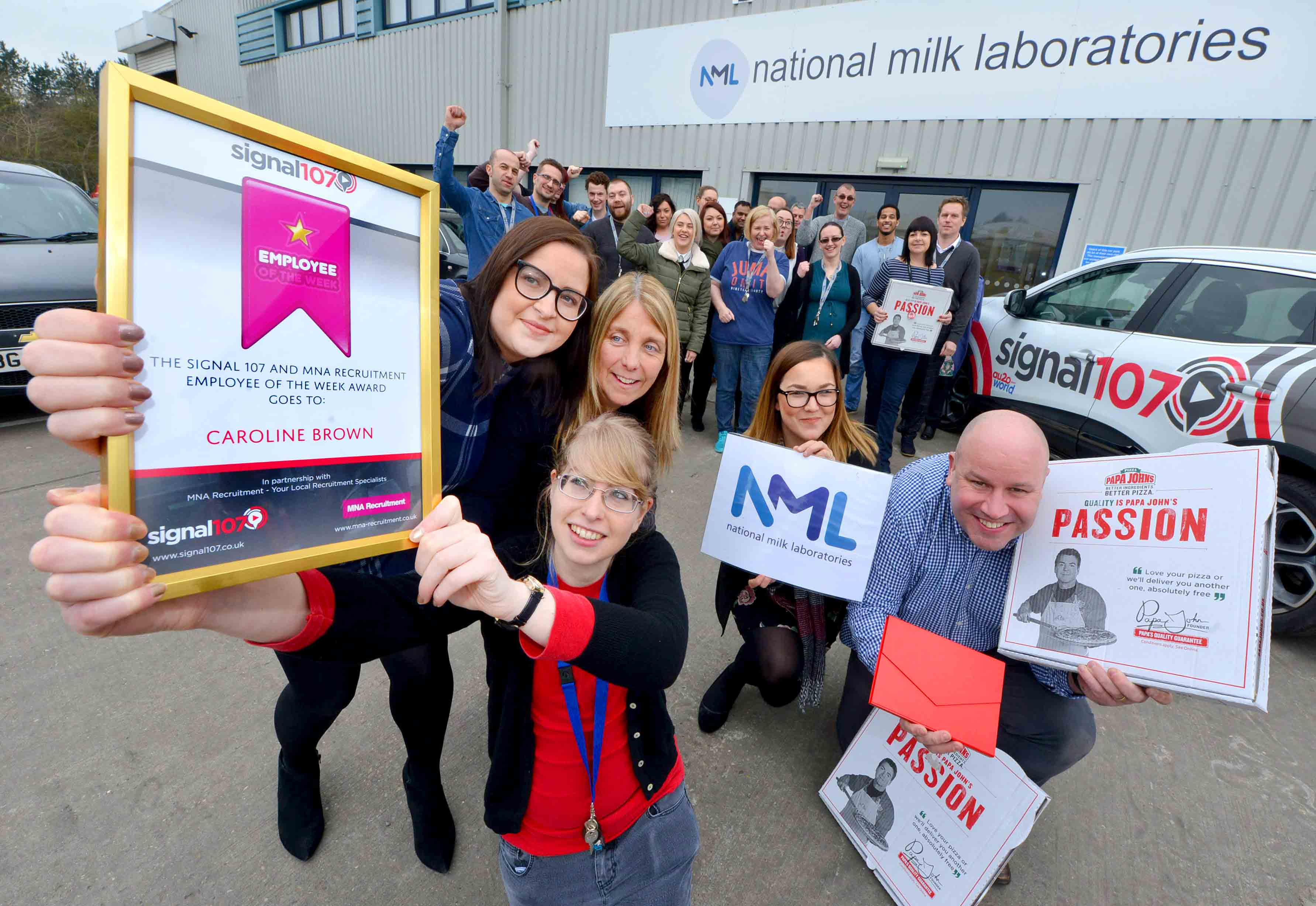 National Milk LaboratoriesEmployee Of The Week Competition - Our Winners Star Employment Services