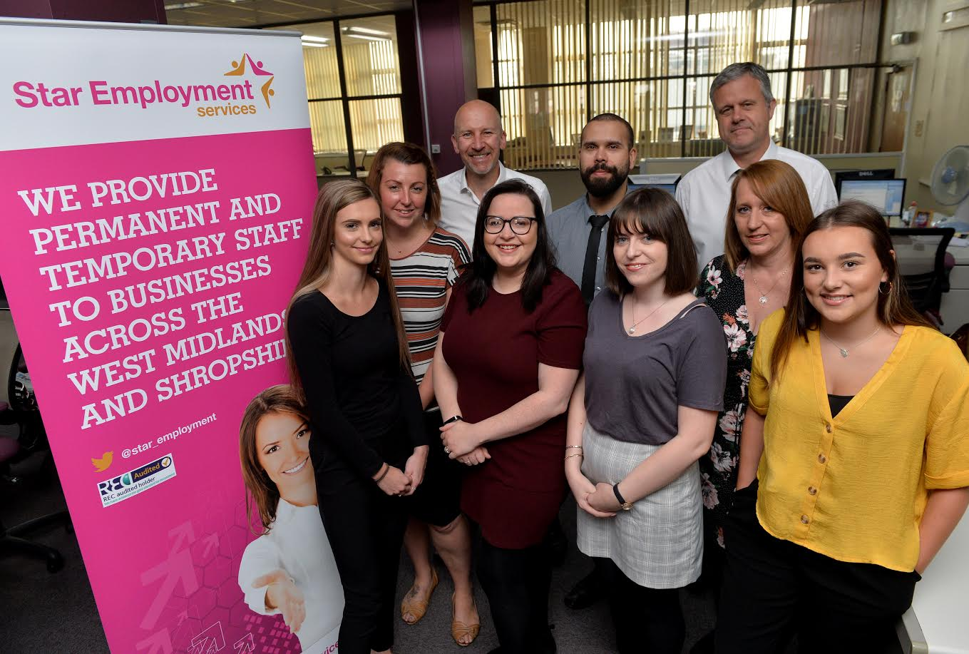 Star Employment Services Recruitment Agency West Midlands Wolverhampton