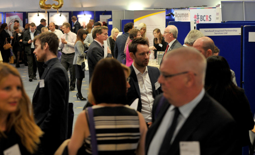 Black Country Chamber Autumn Expo 2018 Star Employment Services
